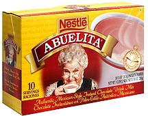Abuelita Mexican Chocolate Nutrition Facts Sugar