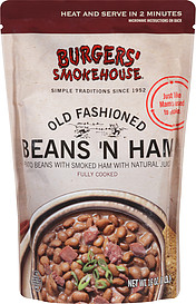 Burger S Smokehouse Beans N Ham Old Fashioned 16 0 Oz