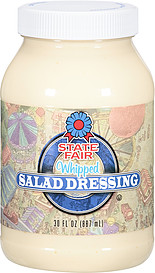 State fair salad dressing whipped 30 0 oz nutrition - Where can i buy olive garden salad dressing ...
