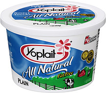 Yoplait Nonfat Yogurt