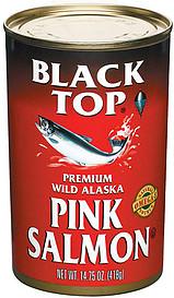 black top pink salmon premium wild alaska oz nutrition information shopwell. Black Bedroom Furniture Sets. Home Design Ideas