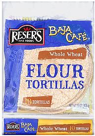 Baja Café Flour Tortillas
