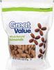 Gv Natural Almonds 16 Oz