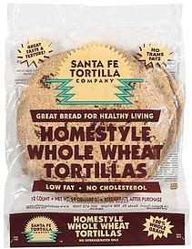 Santa Fe Tortilla Company Tortillas