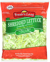 Related Keywords & Suggestions for shredded lettuce