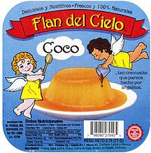 Flan Del Cielo Custard