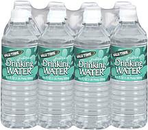 Valu Time Drinking Water