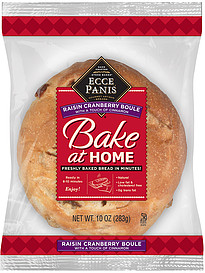 the acquisition of artisan bread maker Ecce Panis of East Brunswick, N.J. Campbell announced the agreement on April 2, Campbell plans to run the Ecce Panis business as part of its Pepperidge Farm bakery operations. Financial terms were not disclosed. Campbell anticipates the acquisition.