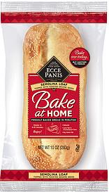 Ecce Panis Semolina Batard Bread Baked Fresh Daily at Pennington Quality MarketsBrand: Ecce Panis.