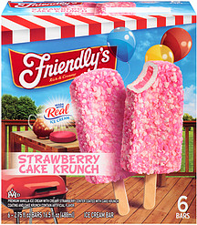 Friendlys Ice Cream Cake Nutrition