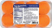 Mckenzie's Yam Patties