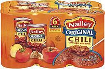 Birds Eye Sam's Club Chili Nalley Original Con Carne W/Beans 19 Oz 6.0 ...