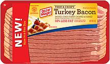 how to cook oscar mayer turkey bacon