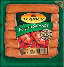 Eckrich Polish Sausage