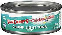 Van Camp's Tuna