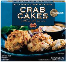 Worldcatch Crab Cakes