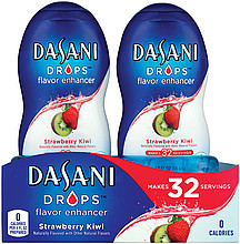 Dasani Drops Flavor Enhancer