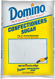 POWDERED SUGAR-DOMINO 6/7 lbs