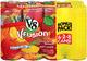 100% Vegetable & Fruit Juice