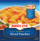 Birds Eye Peaches