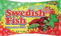 Swedish fish candy original soft chewy christmas 14 0 oz for Swedish fish nutrition