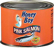 Honey Boy Salmon