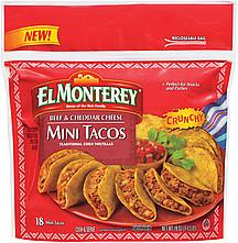 El Monterey Mini Tacos