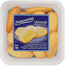Entenmann S Ultimate Madeleines Petite Butter Cakes