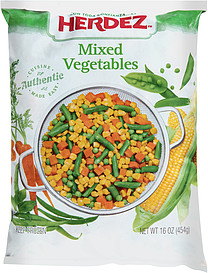 Herdez Mixed Vegetables