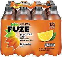 Diet fuze tea carbs