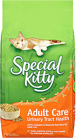 Special Kitty Cat Food Nutrition Facts