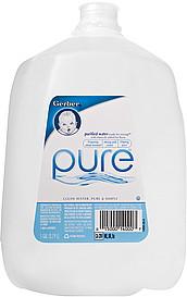 Gerber Pure Purified Water