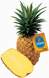 Chiquita Bana.... Pineapple   Robert   Flickr